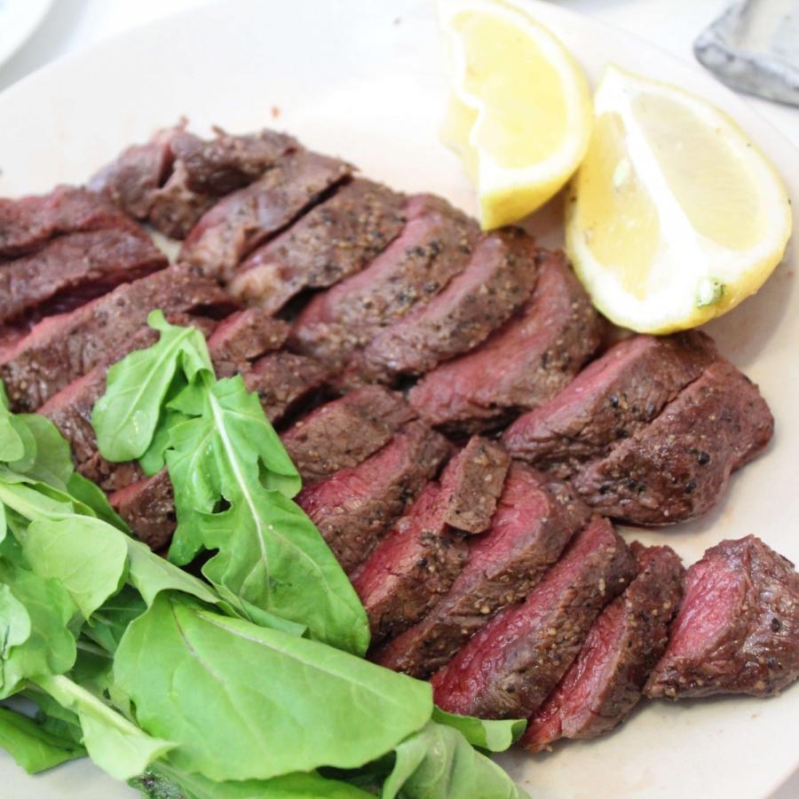 カンガルー肉 サーロイン 400g前後 赤身肉 オーストラリア産 -SKU501|wholemeat|02