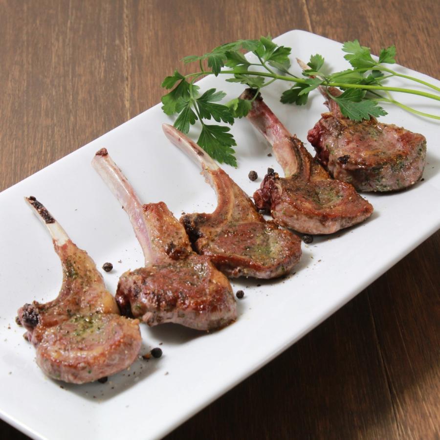 ラム肉 ラムチョップ 5ピース  ニュージーランド産 スプリングラム 仔羊肉 -SKU401|wholemeat|02