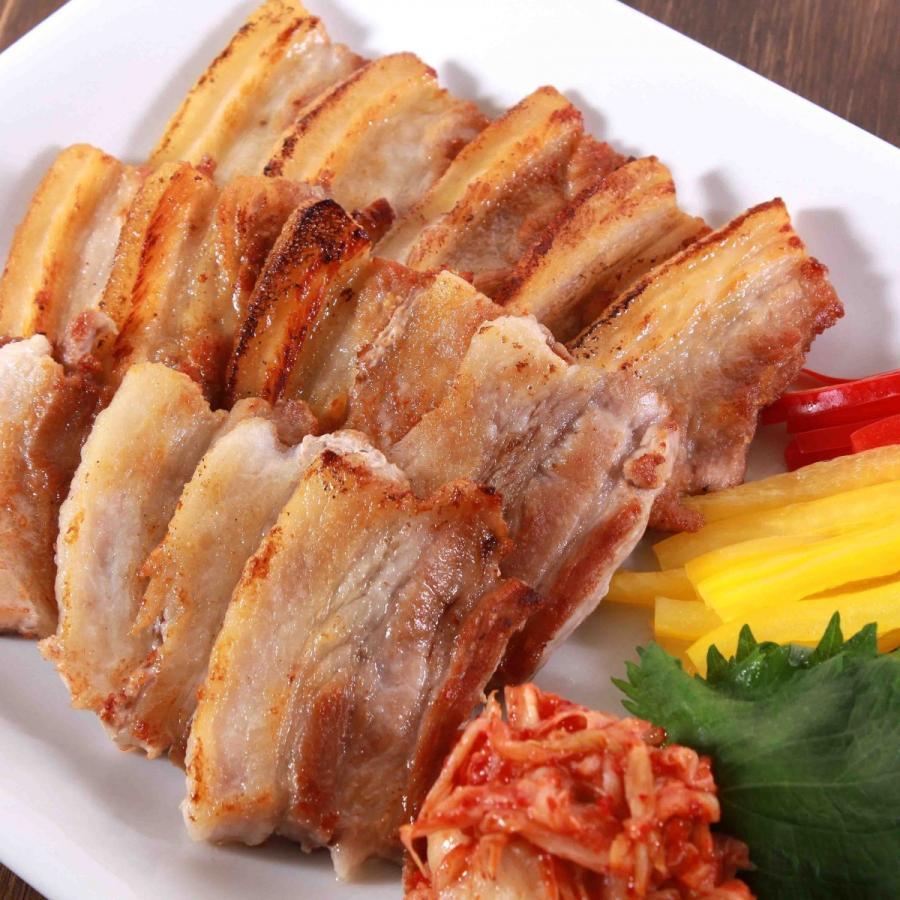 豚バラ ブロック 1kg 角煮やサムギョプサルなどに -SKU202 wholemeat 02