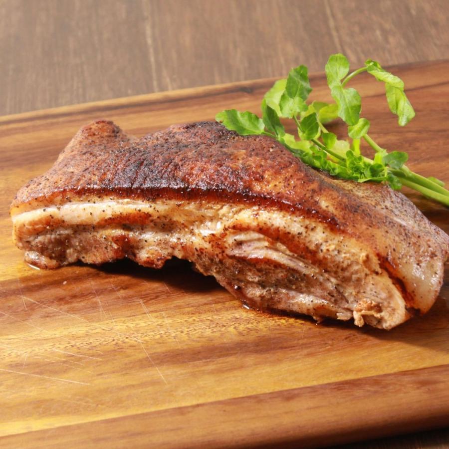 豚バラ ブロック 1kg 角煮やサムギョプサルなどに -SKU202 wholemeat 04