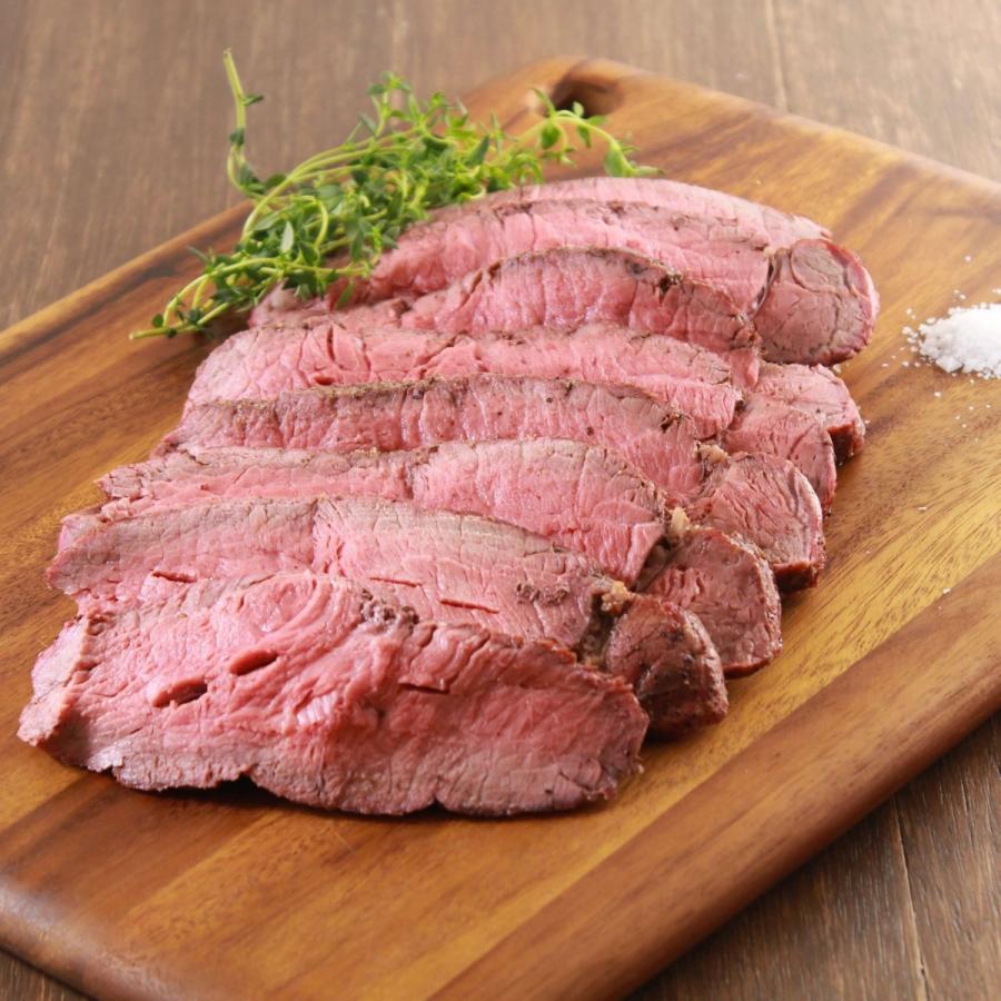 サーロイン 牛肉ブロック 1kg かたまり肉 ステーキ用 グラスフェッドビーフ(牧草牛) オージービーフ オーストラリア産 赤身 -SKU105 wholemeat 03