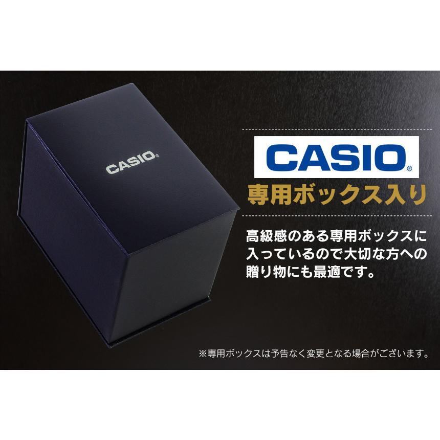 腕時計 メンズ 電波ソーラー カシオ アナログ 薄型 見やすい おしゃれ 男性用 紳士 日付 曜日 軽い 薄い ブランド CASIO ギフト 就職祝い|wide02|20
