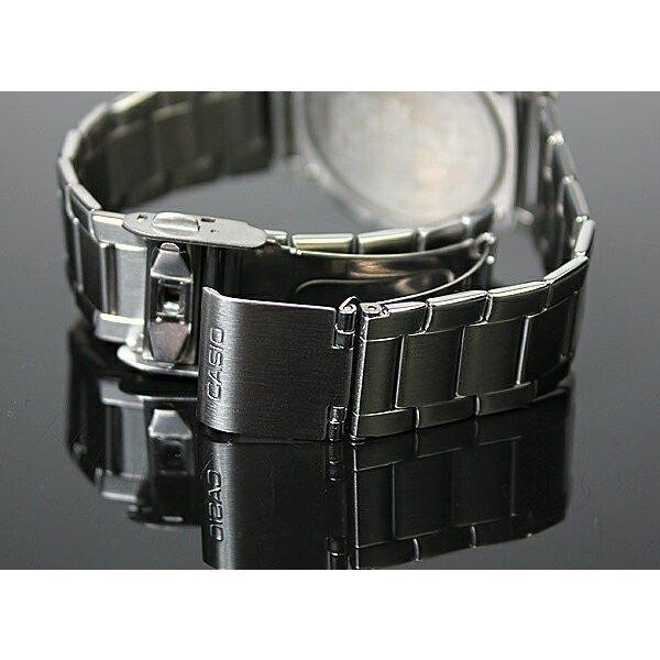 腕時計 メンズ 電波ソーラー カシオ アナログ 薄型 見やすい おしゃれ 男性用 紳士 日付 曜日 軽い 薄い ブランド CASIO ギフト 就職祝い|wide02|08
