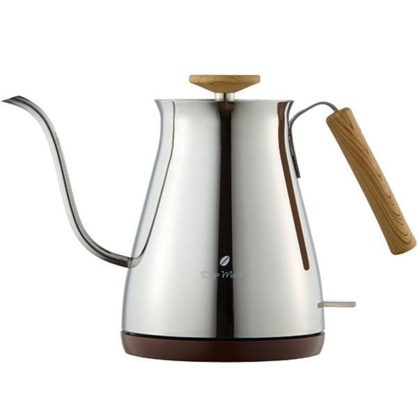 電気ケトル コーヒーメーカー コーヒーケトル コーヒーポット 電気ポット おしゃれ ステンレス 入荷予定 特価 細口 お祝い プレゼント コーヒー用 湯量調節