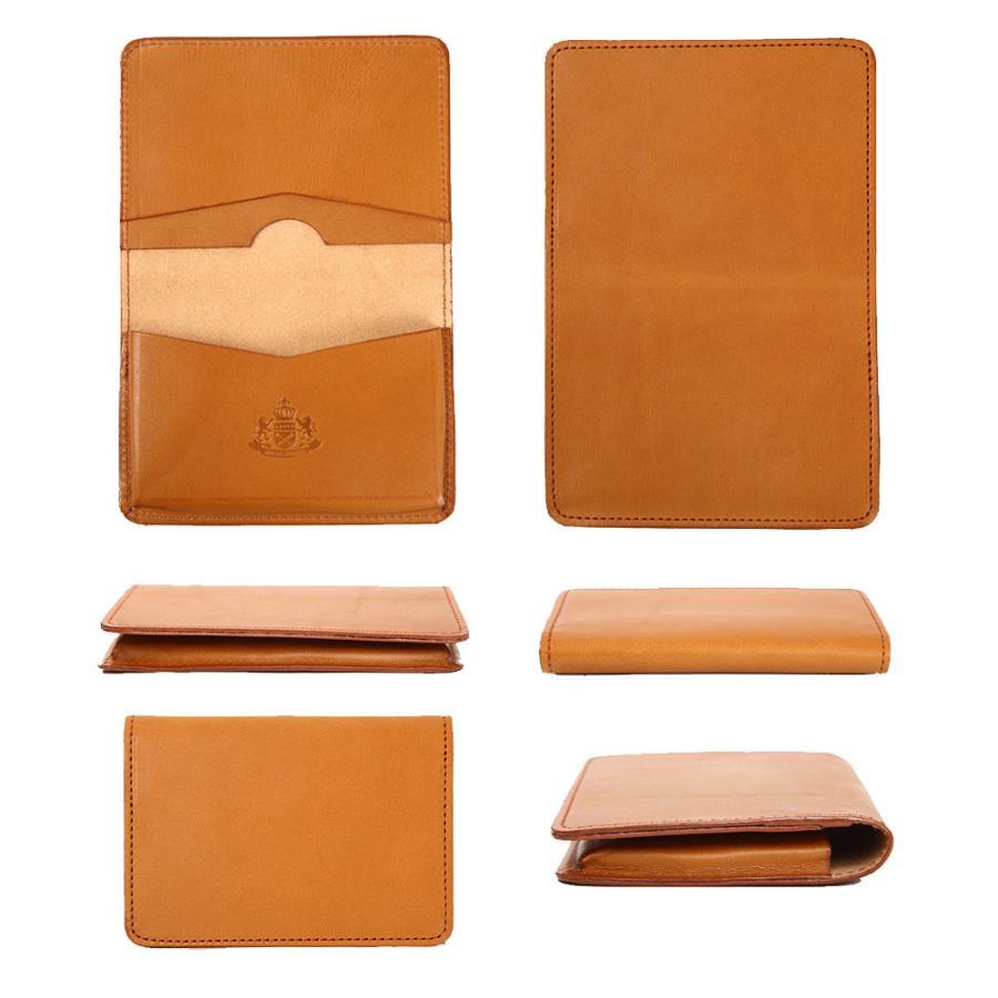 栃木レザー 名刺入れ 革 カードケース 名刺ケース 定期入れ メンズ レディース 薄い 薄型 日本製 国産 ヌメ革|wide02|20