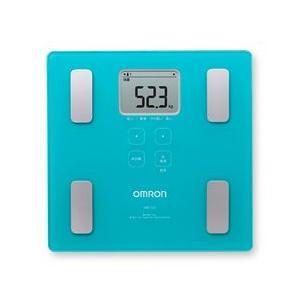 体重計 オムロン OMRON デジタル 体脂肪計付き体重計 ガラス天板 おしゃれ ダイエット 薄型 コンパクト 健康管理 体組成計 カラダスキャン ヘルスメーター wide 05