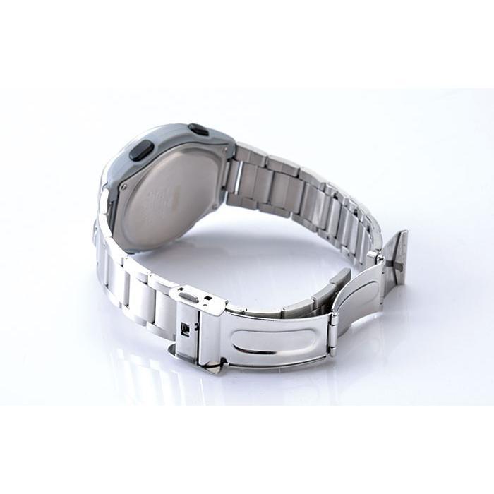 腕時計 メンズ 電波ソーラー シチズン ソーラー電波腕時計 電波時計 5局 海外対応モデル 10気圧防水 アナログ デジタル デジアナ  CITIZEN wide 12