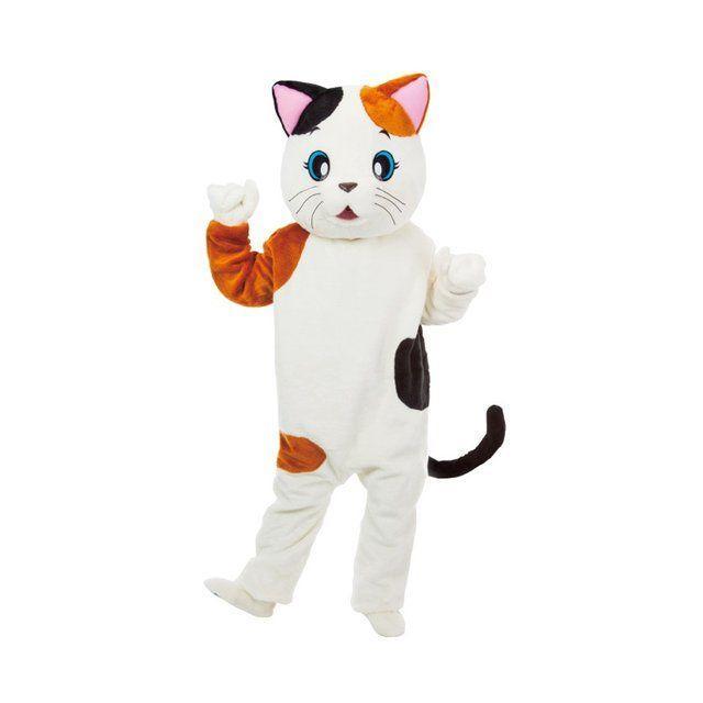 着ぐるみ アニマル着ぐるみ ネコのミケちゃん