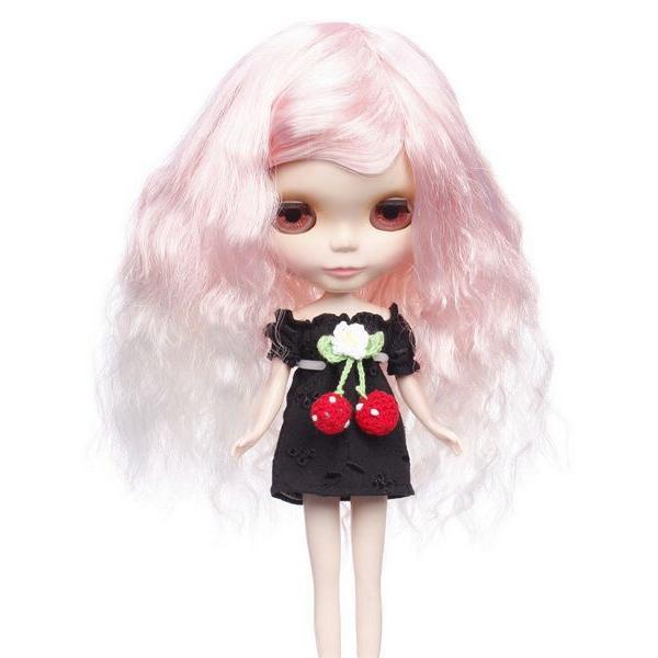 レビューでプレゼント Blytheブライス 人形・ドール用ウィッグ かつら おもちゃ コスチューム B-102