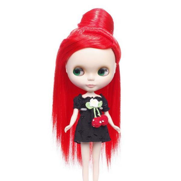 レビューでプレゼント Blytheブライス 人形・ドール用ウィッグ かつら おもちゃ コスチューム B-107