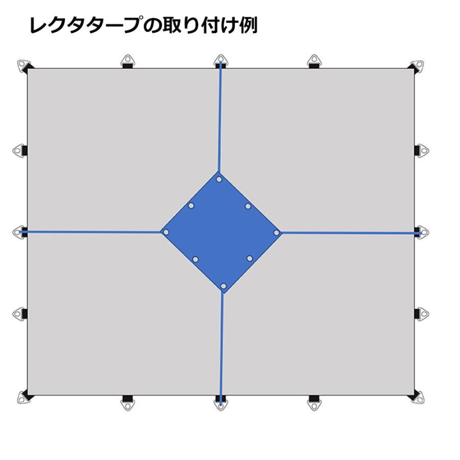 テンマクデザイン Takibi-Tarp専用 難燃シート(tent-Mark DESIGNS) wild1 03