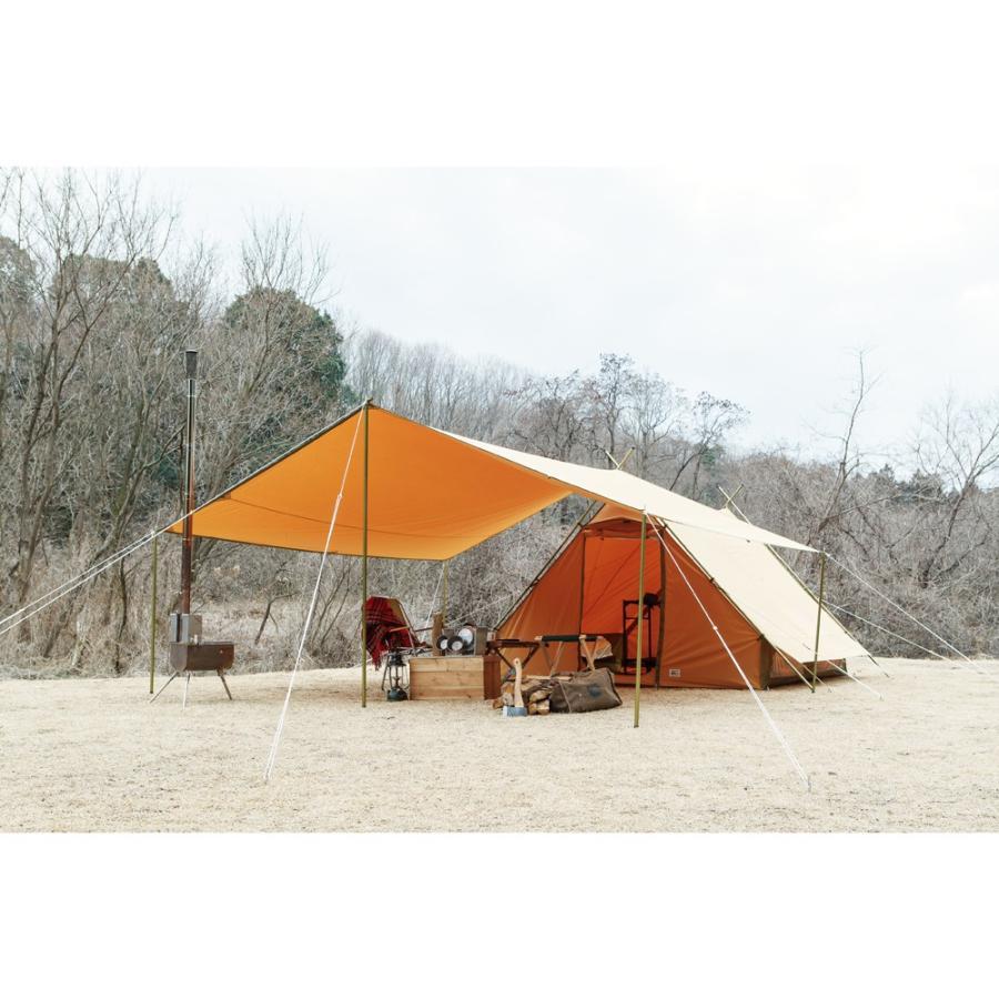 tent-Mark DESIGNS (テンマクデザイン) PEPO ペポ 【テント レトロ TC】|wild1|05