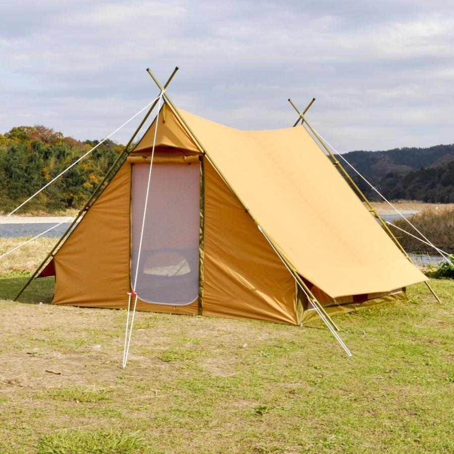 tent-Mark DESIGNS (テンマクデザイン) PEPO ペポ 【テント レトロ TC】|wild1|08