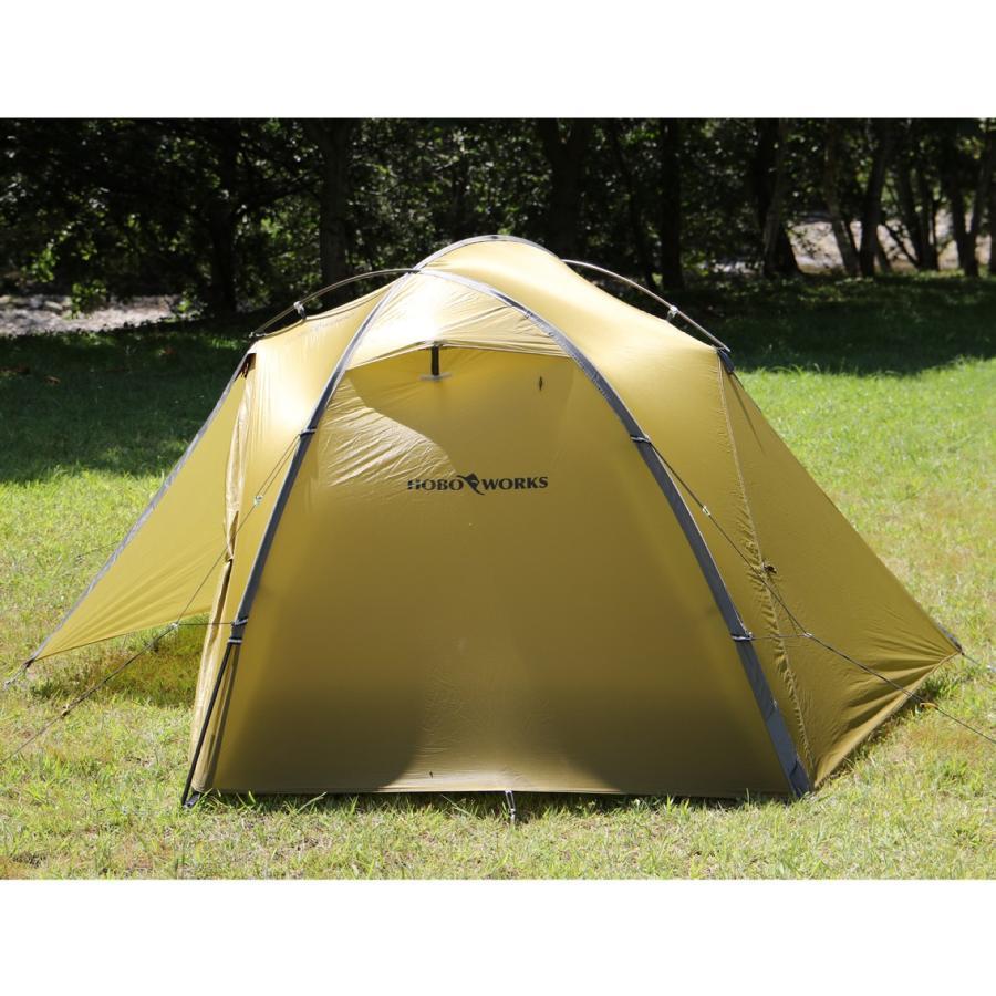 tent-Mark DESIGNS×HOBOWORKS (テンマクデザイン) ホーボーズネスト 2【テント】|wild1|03