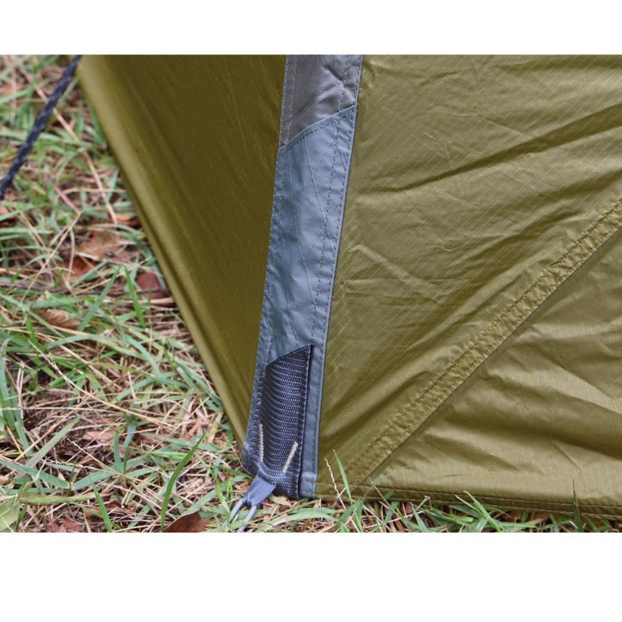 tent-Mark DESIGNS×HOBOWORKS (テンマクデザイン) ホーボーズネスト 2【テント】|wild1|05