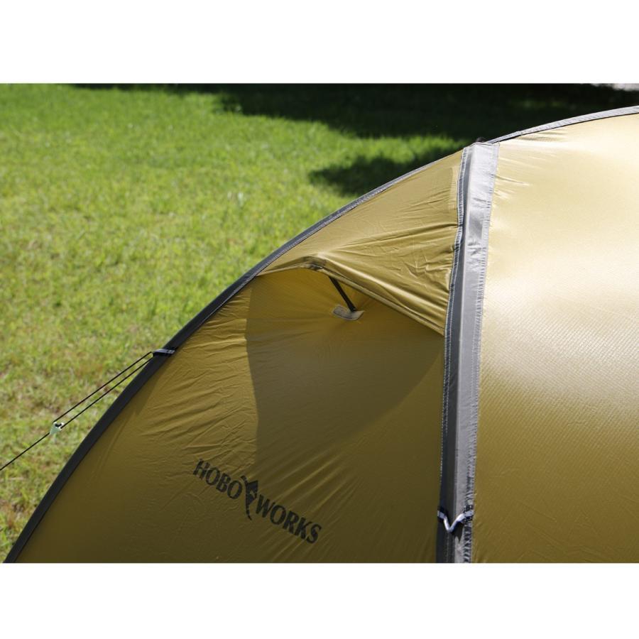 tent-Mark DESIGNS×HOBOWORKS (テンマクデザイン) ホーボーズネスト 2【テント】|wild1|06