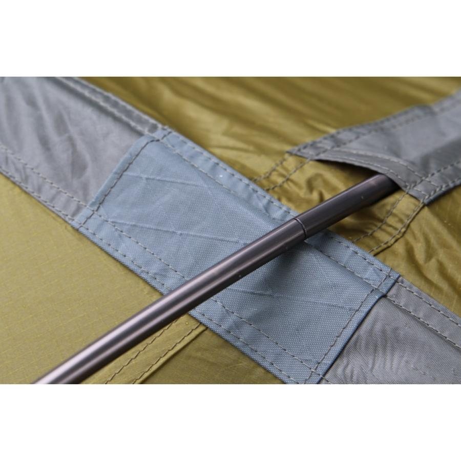 tent-Mark DESIGNS×HOBOWORKS (テンマクデザイン) ホーボーズネスト 2【テント】|wild1|10