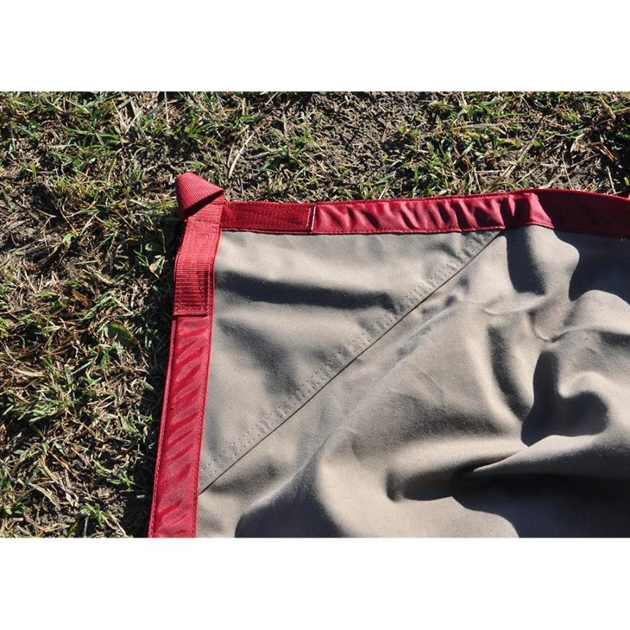 tent-Mark DESIGNS (テンマクデザイン) 焚火タープコットンヘキサ(M)【ヘキサタープ】|wild1|04
