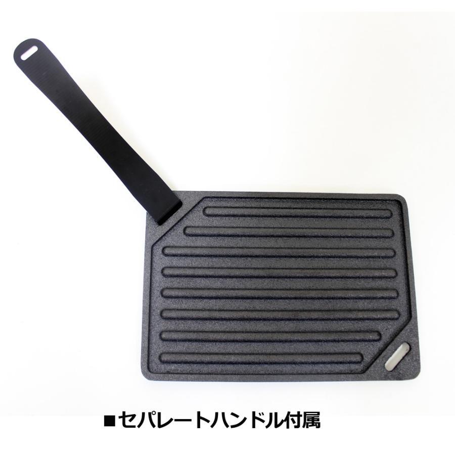 tent-Mark DESIGNS (テンマクデザイン) 男前グリルプレート【 バーベキュー BBQ フライパン 鉄板 】 wild1 02