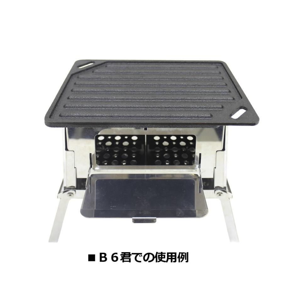 tent-Mark DESIGNS (テンマクデザイン) 男前グリルプレート【 バーベキュー BBQ フライパン 鉄板 】 wild1 06