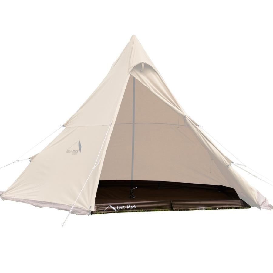 tent-Mark DESIGNS テンマクデザイン フルサイズグランドシート 贈答品 卸直営 サーカス