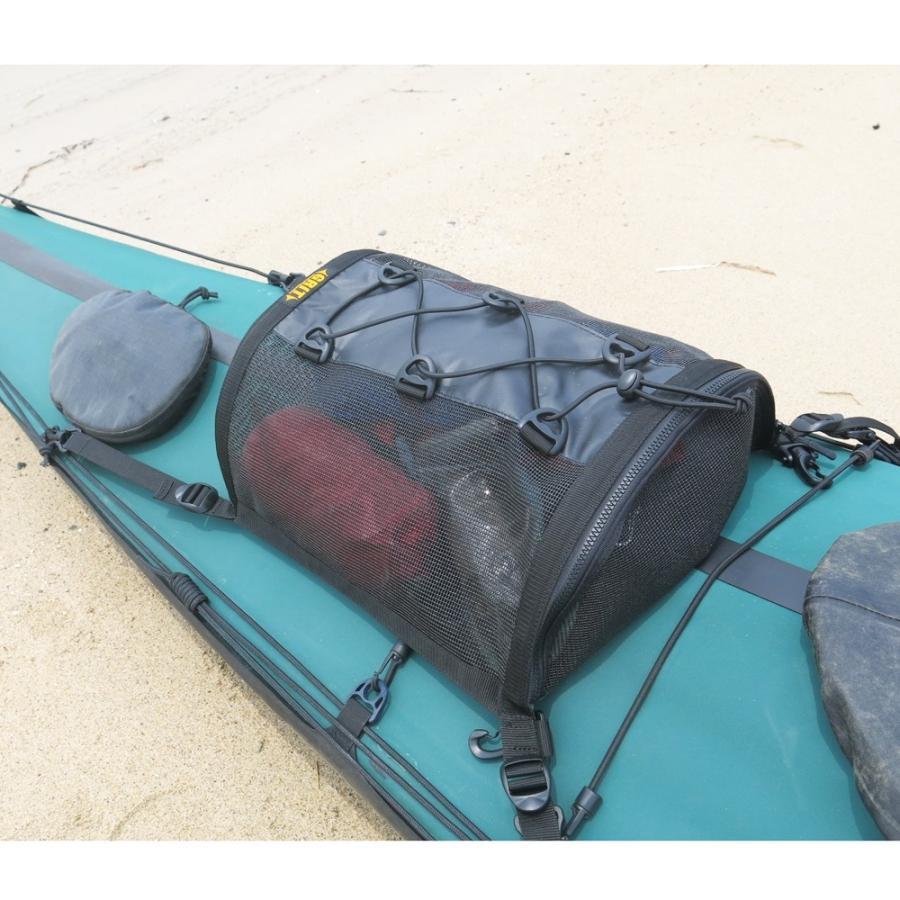 tent-Mark DESIGNS×GRIT Deck Storage メッシュデッキバッグ|wild1