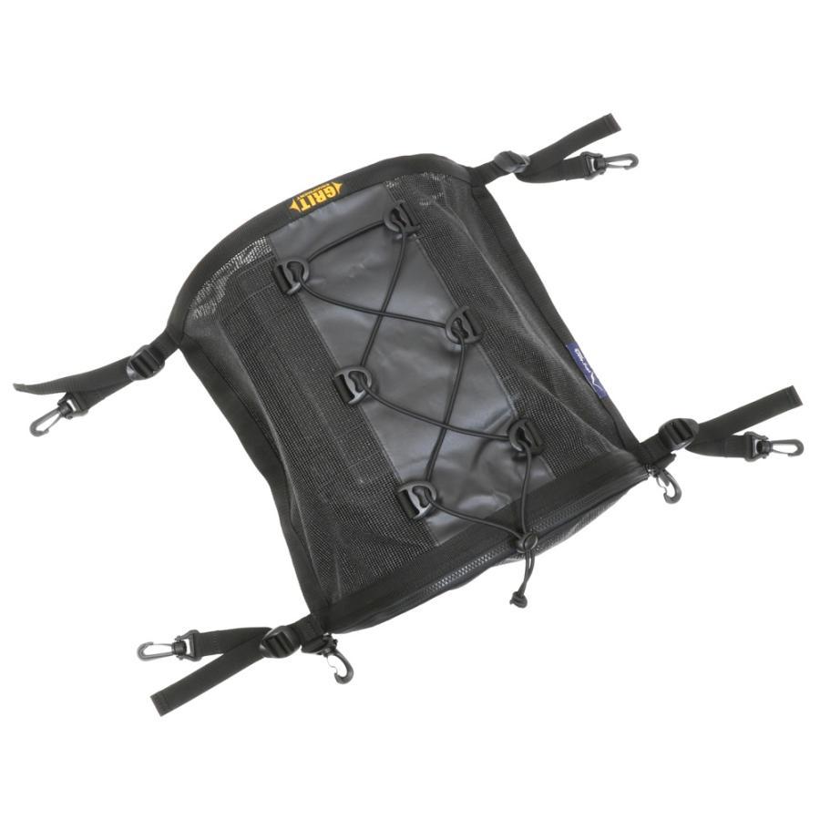 tent-Mark DESIGNS×GRIT Deck Storage メッシュデッキバッグ|wild1|02