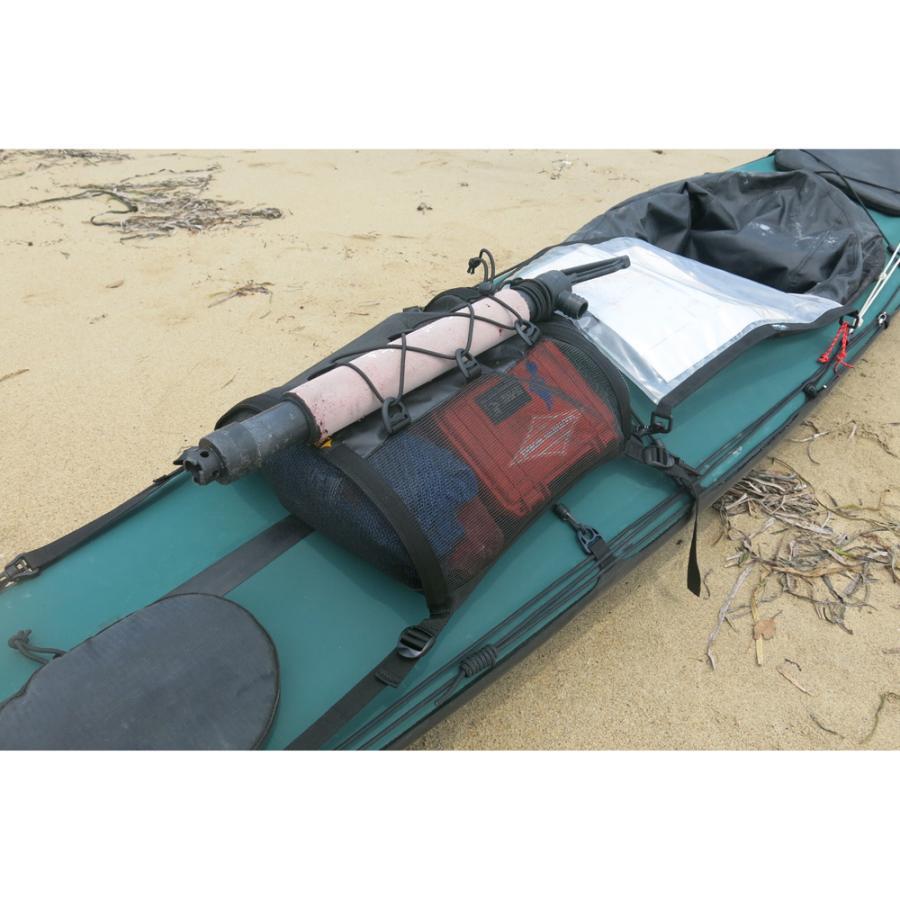 tent-Mark DESIGNS×GRIT Deck Storage メッシュデッキバッグ|wild1|08