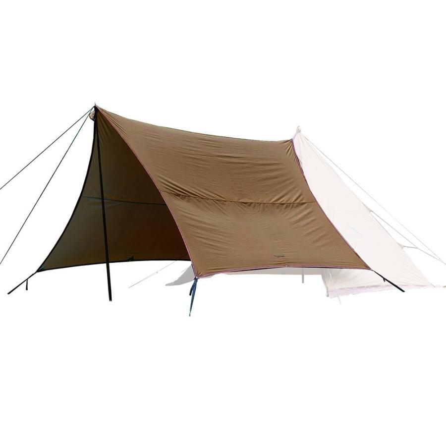 tent-Mark DESIGNS(テンマクデザイン)サーカスSTコネクトヘキサ(タープ)|wild1