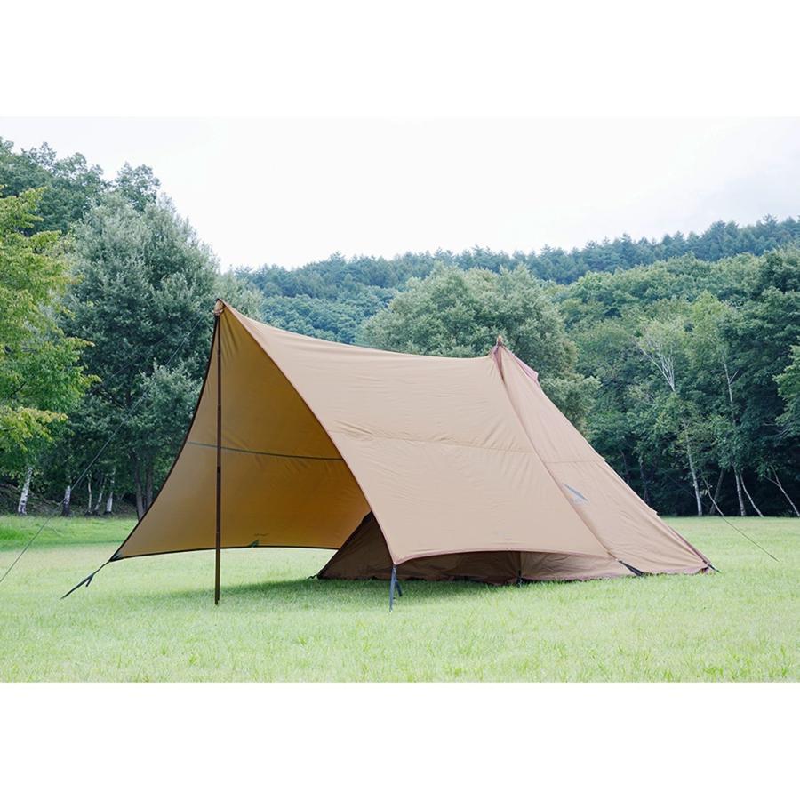tent-Mark DESIGNS(テンマクデザイン)サーカスSTコネクトヘキサ(タープ)|wild1|02