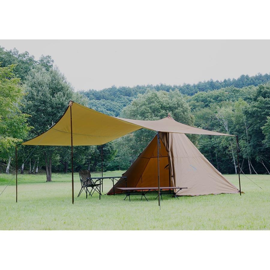 tent-Mark DESIGNS(テンマクデザイン)サーカスSTコネクトヘキサ(タープ)|wild1|04