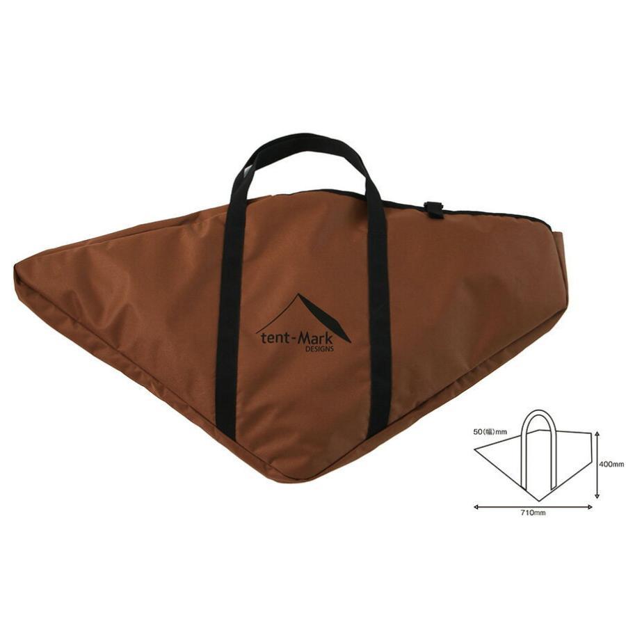 安心と信頼 tent-Mark DESIGNS 激安卸販売新品 テンマクデザイン L フラット焚火台収納ケース