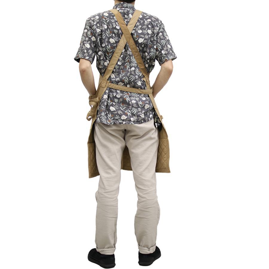 tent-Mark DESIGNS アウトドアクッキングエプロン2【サンド】(テンマクデザイン)|wild1|10