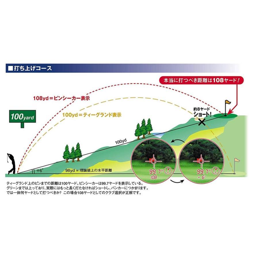 超歓迎 Bushnell(ブッシュネル) ピンシーカー ゴルフ用 レーザー距離計 レーザー距離計 ピンシーカー スロープツアーZ6ジョルト日本正規品 BL201441, ごっつプライス:615f9568 --- sonpurmela.online