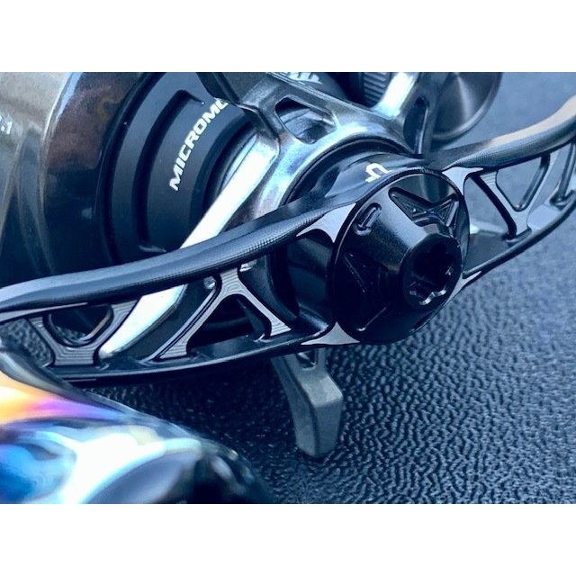 LIVREx大仲正樹 リブレ アーナック85 限定ハンドル Aranck85mm|wildfins|03
