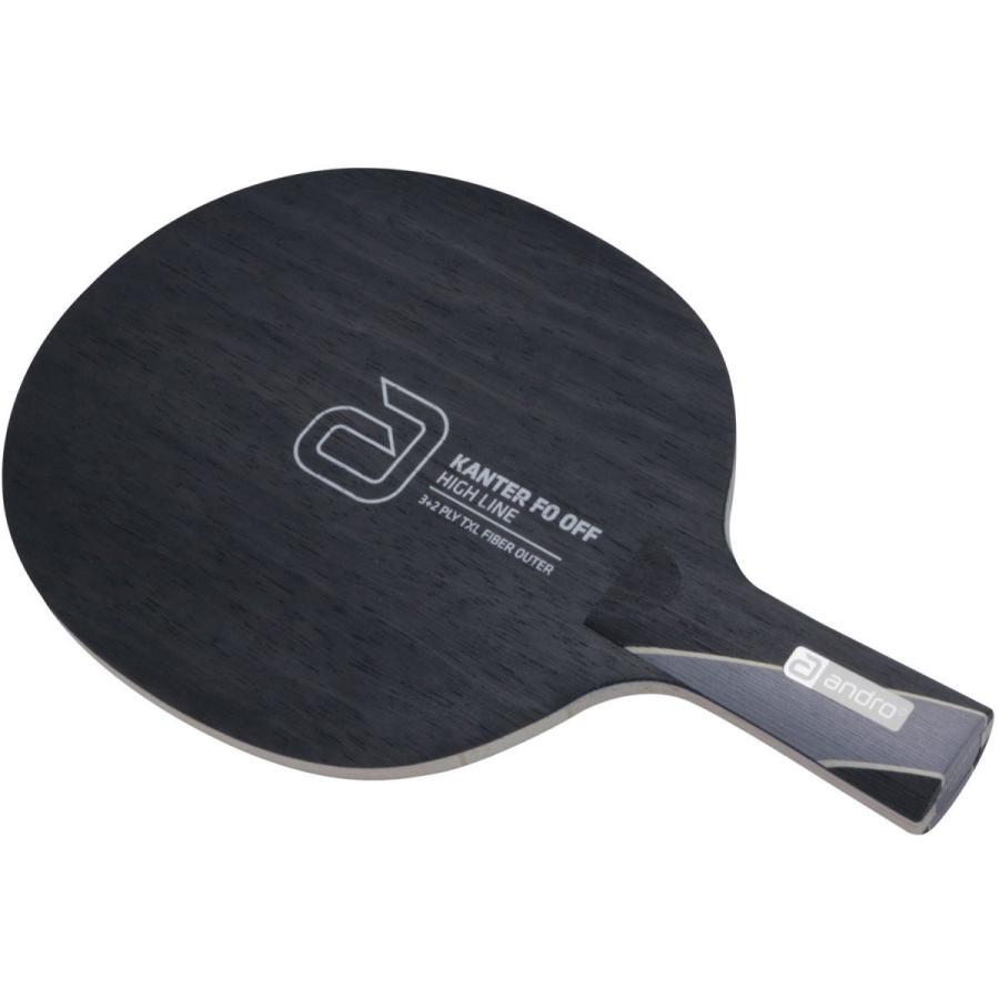 andro(アンドロ) 卓球 ラケット カンターエフオーオフ KANTER FO OFF 10241004 中国式