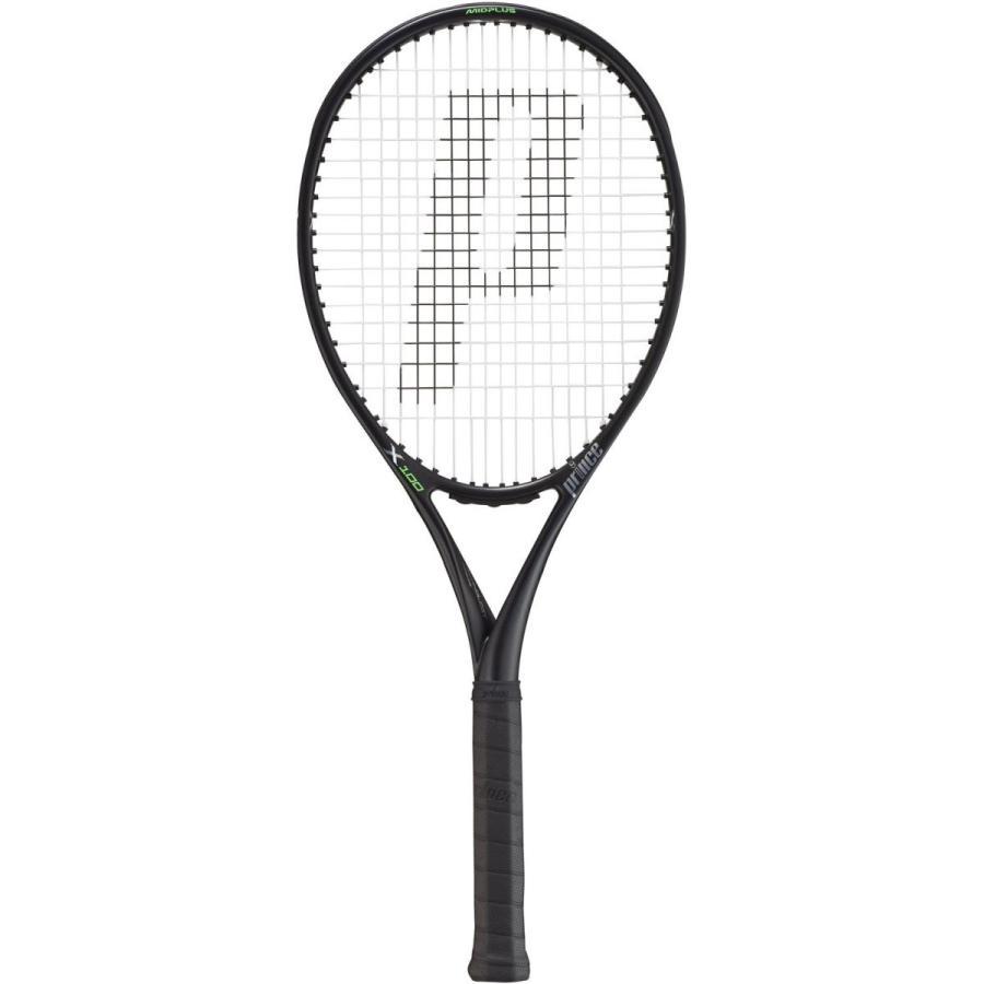 Prince(プリンス) 硬式テニス ラケット エックス 100 右利き用 グリップサイズ2 (フレームのみ) 290g 7TJ079 2