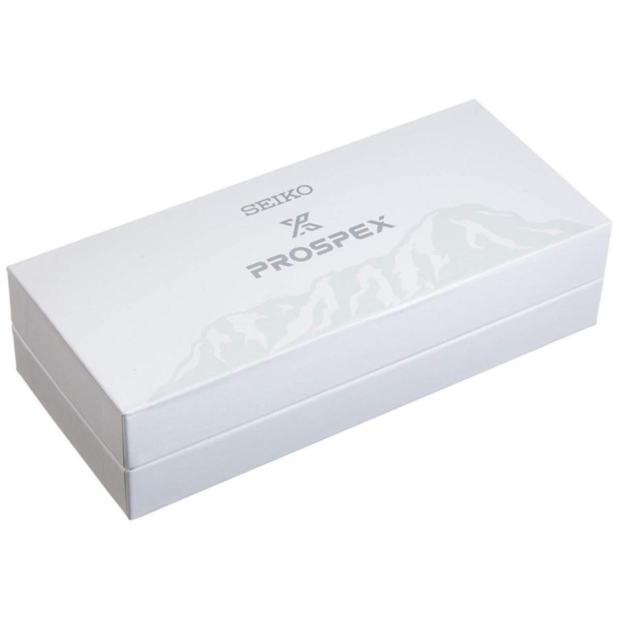 激安直営店 セイコーウォッチ 腕時計 プロスペックス ウィンターデザイン限定モデル 登山データ記録機能 ソーラー SBEB041 ブルー, 根上町 8d9905a6
