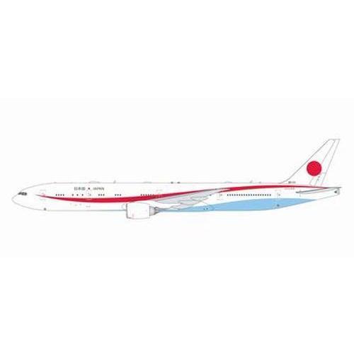 GeminiMacs 1/400 777-300ER 日本国政府専用機 日本国政府専用機 80-1111 完成品