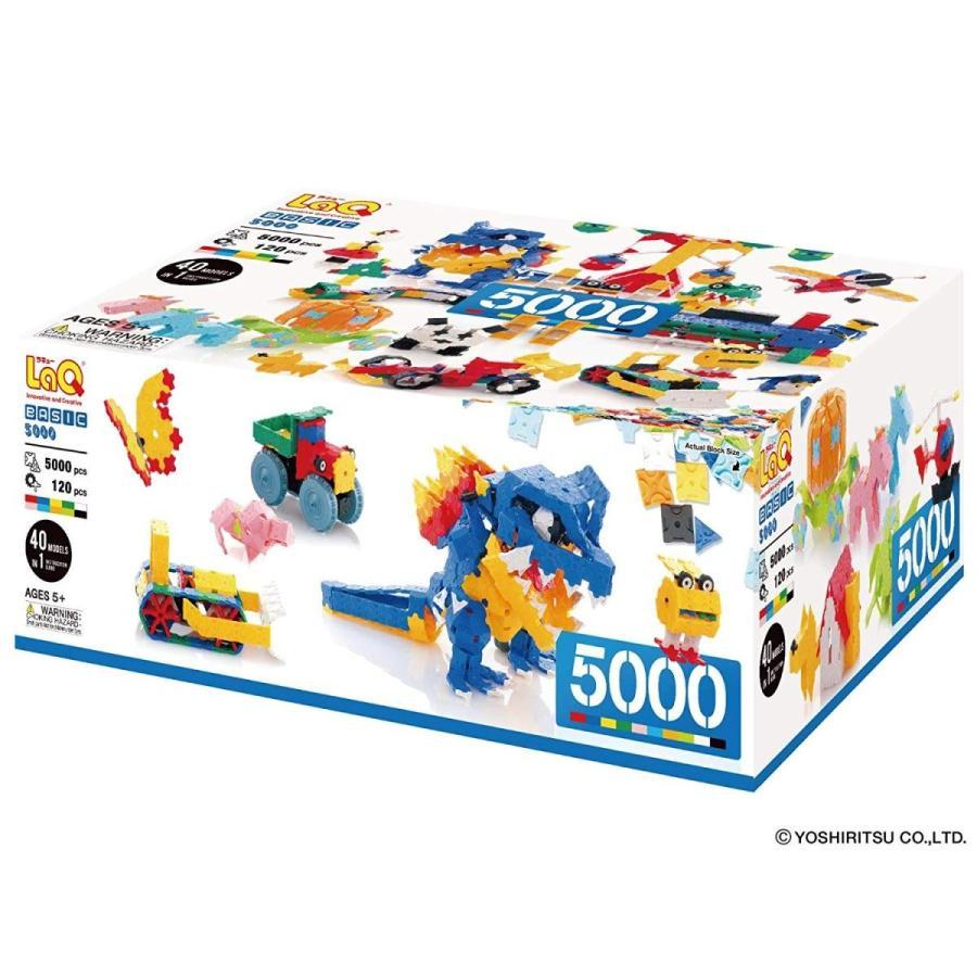 ラキュー (LaQ) ベーシック(Basic) 5000