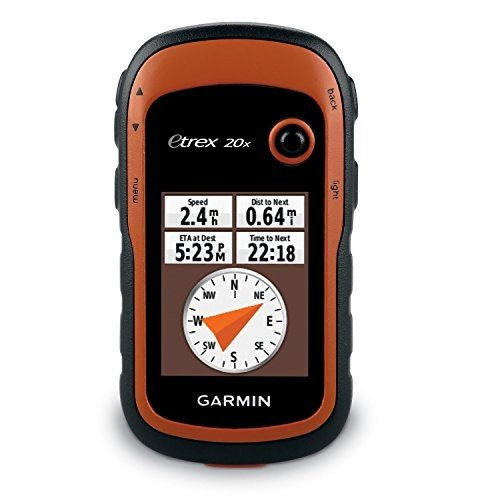 GARMIN(ガーミン) eTrex20x ハンディGPS eTrex20の後継機種 並行輸入品