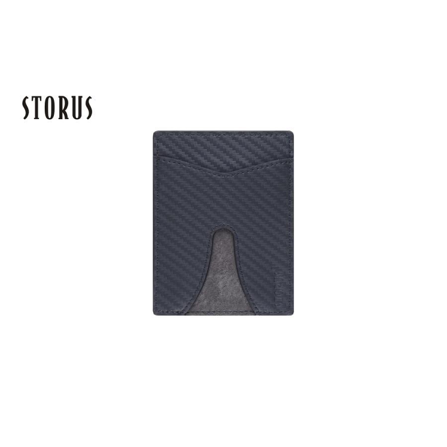STORUS(STORUS) レザースマートマネークリップ 本革 薄い財布【名入れ無料】|windasia|06