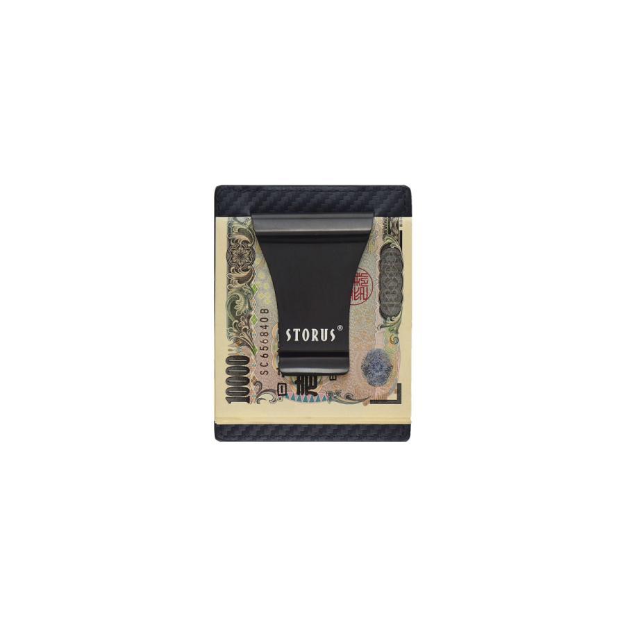 STORUS(STORUS) レザースマートマネークリップ 本革 薄い財布【名入れ無料】|windasia|09