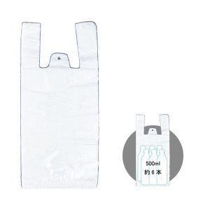 (業務用セット) レジ袋(半透明) 100枚入 M 〔×20セット〕