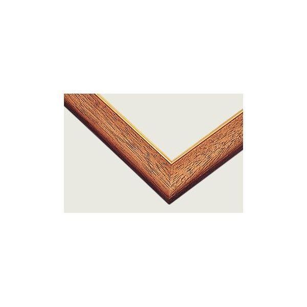 ビバリー 木製ゴールドモールパネル 5-B ウォールナット 〔ジグソーパズル〕