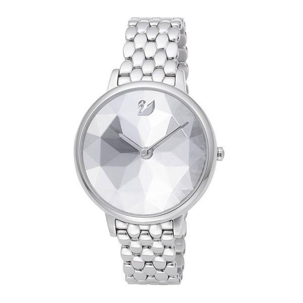 世界有名な SWAROVSKI(スワロフスキー) 5416017 レディース 腕時計 Crystal Lake (クリスタルライン・レイク)〔〕, 医道の日本社 858c5f98