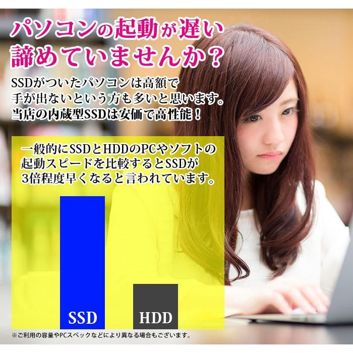 SSD 256GB【5年保証 スペーサー付 送料無料 即日出荷】安心のWintenブランド WT200-SSD-256GB SATA3 6Gbps 3D NANDフラッシュ搭載 内蔵型SSD 256G 256 5589|windoor128|08