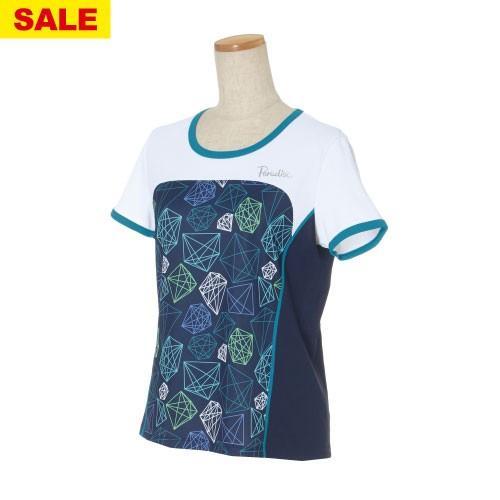 パラディーゾ 半袖ゲームシャツ(QCL06A-TB)[Paradiso LS レディース]