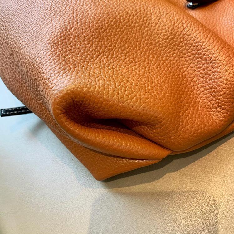 ハンドバッグ ショルダー 2色 ビジネスレザーバッグ 女性 レザーカバン 革鞄 送料無料 婦人 ギフト 母の日プレゼント財布 レディース windstore 12