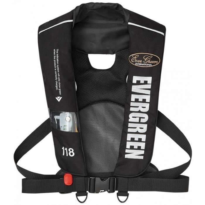 エバーグリーン E.G.インフレータブルジャケット タイプ5